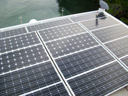 panles solares