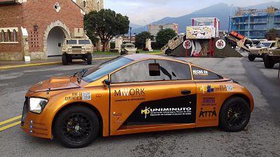 Eolo, el carro eléctrico 100% colombiano que estará disponible en 2020