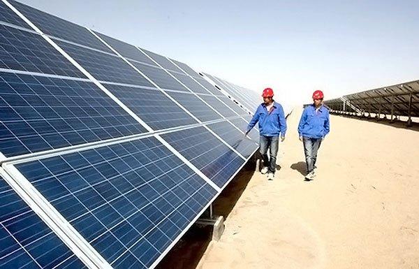 planta de energía solar en México